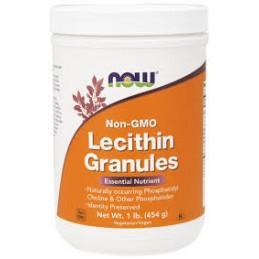Lecithin Granules Now