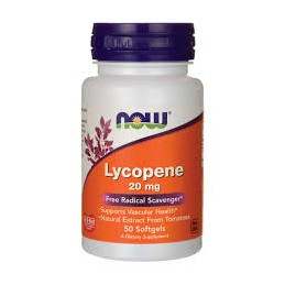 Lycopene Double 20mg Now