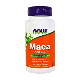 Maca 500mg Now