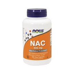 Nac 600 mg Now