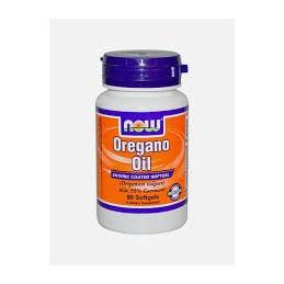 Oregano Oil 90 capsulas Now