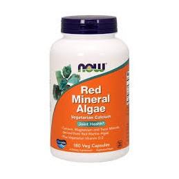 Red Mineral Algae 180 cápsulas vegetais