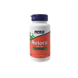 Relora capsulas Now