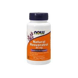 Resveratrol 50mg Now