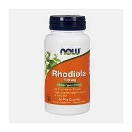 Rhodiola 500mg Now