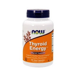 Thyroid Energy 90 capsulas Now