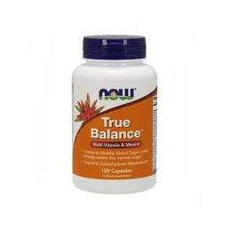 True Balance multivitaminas e minerais Now