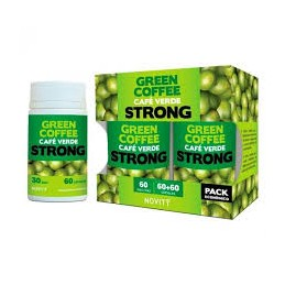 Cafe Verde Strong Pack economico 60+60