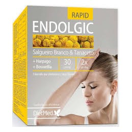 Endolgic Rapid 30 comprimidos