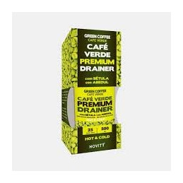 Green Coffee cafe verde Premium Drainer 500ml
