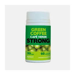 Gren Coffee Cafe Verde Strong 60 capsulas