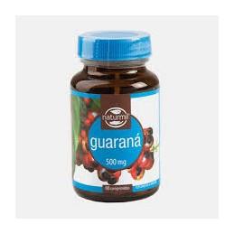 Guarana 500mg 60 comprimidos