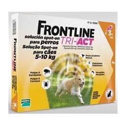 Frontline Tri-Act Cães L5-10 Kg