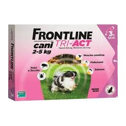Frontline Tri-Act Cães L2-5 Kg