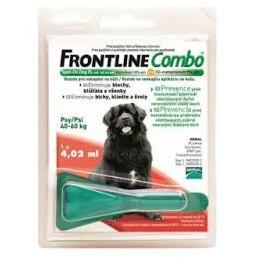 Frontline Combo Cao +40Kg 1 Pipeta
