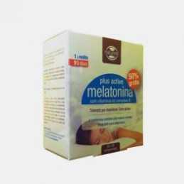 Melatonina Plus Active 60+30 comprimidos