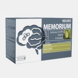 Memorium Neuro 20 Ampolas