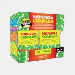Moringa Complex 30+30 capsulas