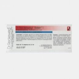 Rekin 1 10 ampolas ( inflamação localizada, aguda ou crónica, angina tonsilar, escarlatina, otite média, adenites)
