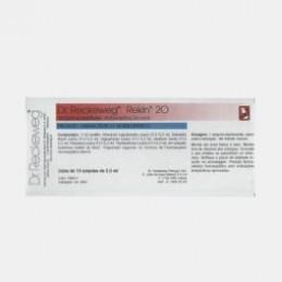 Rekin 20 10 ampolas (regulação das funções das glândulas endócrinas na mulher, galactorreia, obesidade, celulite)