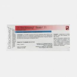 Rekin 71 10 ampolas (dor ciatica. )