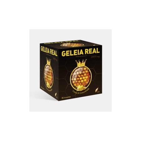 Geleia Real Premium Quality 2000mg 30 amploas