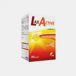 Lax Active 30 capsulas