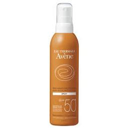 Avene Solar Spray 50+ 200 ml