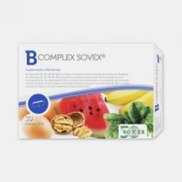 B Complex 30 capsulas Solvex