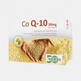 CO Q 10 30mg 30 capsulas