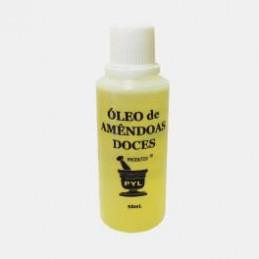 Oleo de Amendoas Doces 60ml