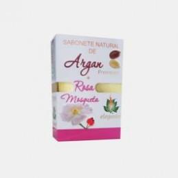 Sabonete Argan + Rosa Mosqueta 140g