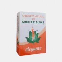 Sabonete de Argila e Algas 140g