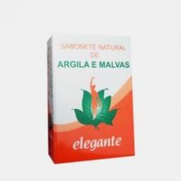 Sabonete de Argila e Malvas 140g