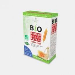 Bio Ginseng+ Geleia Real Exttra Forte 30 ampolas
