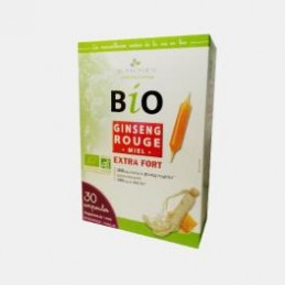Ginseng Rouge Bio Extra Forte 30 ampolas
