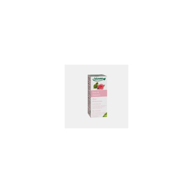 Oleo Essenial Rosa Damascena Bio 10ml
