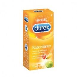 Presevativo Durex Saboréame