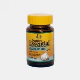 Garlic Oil 1000mg 60 comprimidos