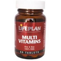 Multivitaminas + Ferro Lifeplan