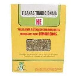 Tisana HE Hemoroidas 100 Grs