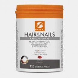 Biofil Hair & Nails 120 Capsulas