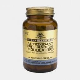 Antioxidant Free Radical Modulators 60 Capsulas Solgar