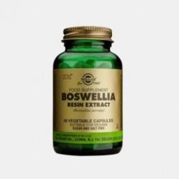 Boswellia Resin 60 Capsulas Solgar