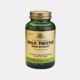 Cardio Mariano Milk Thistle 300 mg 60 Capsulas Solgar
