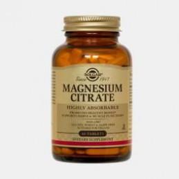 Citarto de Magnesio 60 Comprimidos Solgar