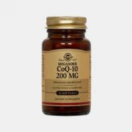 Coenzyme Q10 200 mg 30 Capsulas Solgar