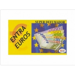 Defumador Entra Euros
