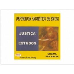 Defumador Justica /Estudos Queima sem Brasa