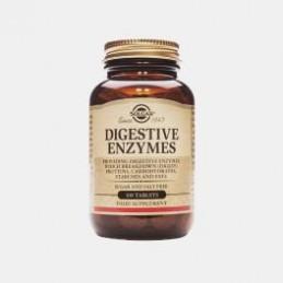 Enzimas Digestivas 100 Comprimidos Solgar